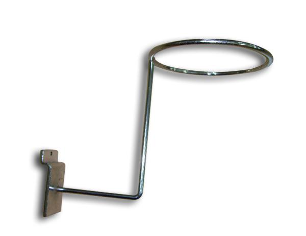 Catalogo de ganchos de panel de lama comerlux for Ganchos para percheros de hierro